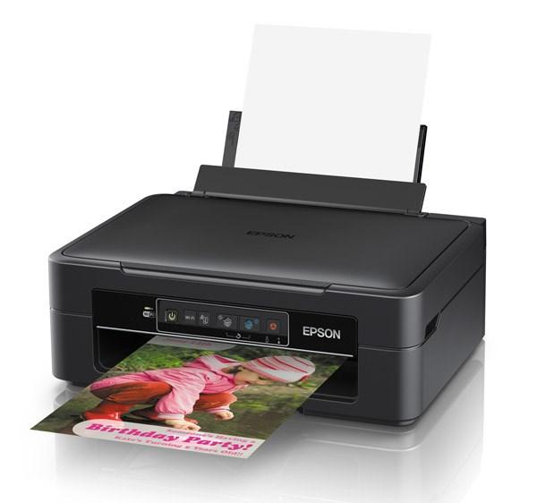 Epson Expression Home XP-240 Inkjet Multifunction Printer - Colour