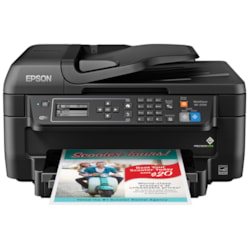 Epson WorkForce WF-2750 Inkjet Multifunction Printer - Colour - Plain Paper Print - Desktop