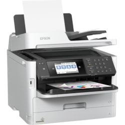Epson WorkForce Pro WF-C5790 Inkjet Multifunction Printer - Colour - Plain Paper Print - Desktop
