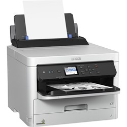 Epson WorkForce Pro WF-M5299 Inkjet Printer - Monochrome - 4800 x 1200 dpi Print - Plain Paper Print - Desktop