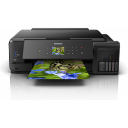 Epson Expression Premium ET-7750 Inkjet Multifunction Printer - Colour