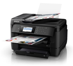 Epson WorkForce WF-7725 Inkjet Multifunction Printer - Colour - Photo Print - Desktop