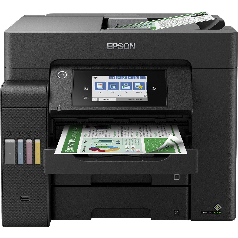 Epson EcoTank Pro Inkjet Multifunction Printer - Colour