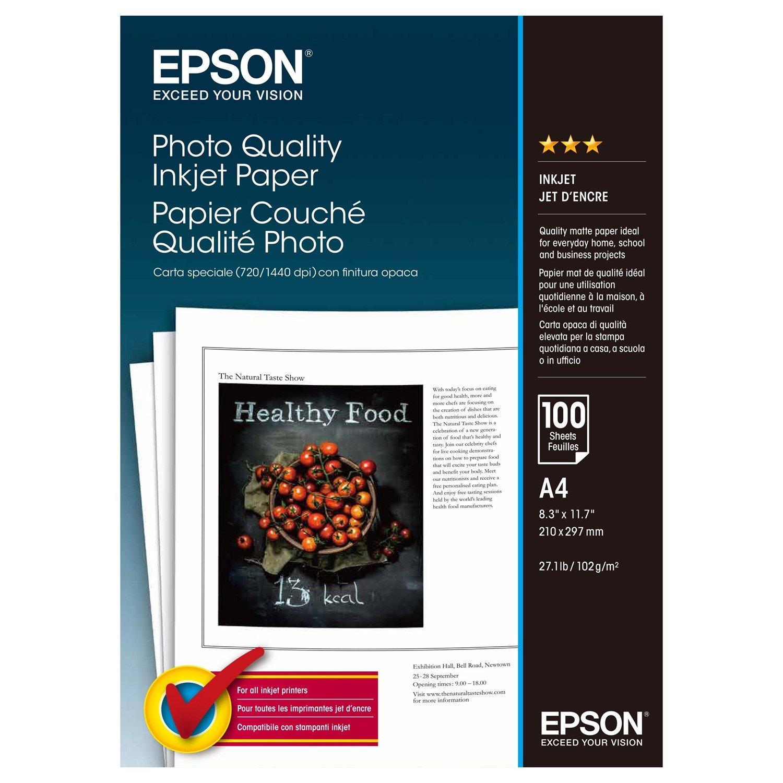 Epson C13S041061 Inkjet Print Photo Paper