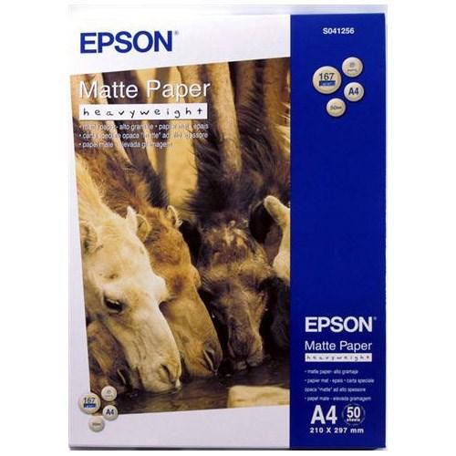 Epson C13S041256 Matte Paper