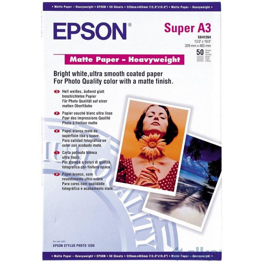 Epson C13S041264 Matte Paper