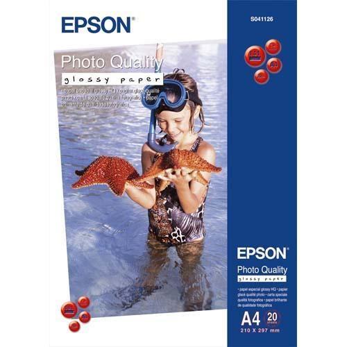Epson Premium C13S041287 Inkjet Photo Paper