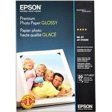 Epson Premium Inkjet Print Photo Paper