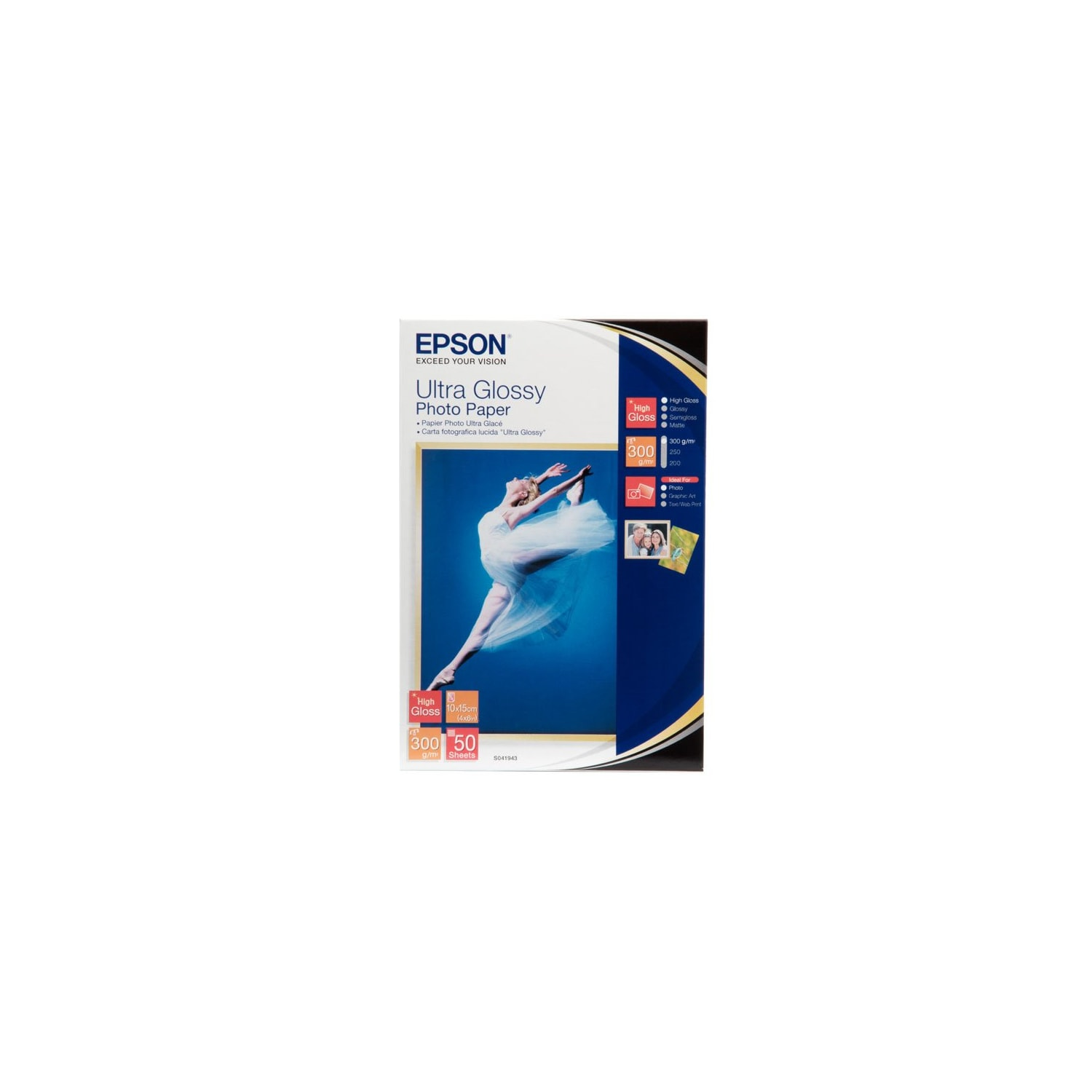 Buy Epson C13S041943 Photo Paper | Computer Age Systems