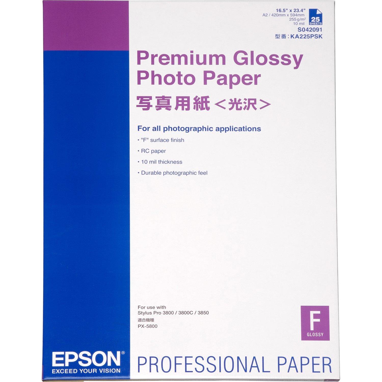 Epson Premium C13S042091 Photo Paper