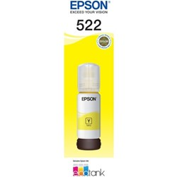 Epson EcoTank T522 Ink Refill Kit - Yellow - Inkjet