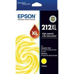 Epson 212XL Ink Cartridge - Yellow