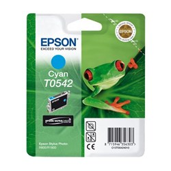 Epson T0542 Original Ink Cartridge - Cyan