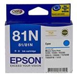 Epson No. 81N Original Ink Cartridge - Cyan