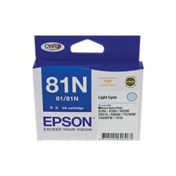 Epson T1115 Ink Cartridge - Light Cyan