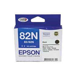 Epson Claria 82N Original Ink Cartridge - Black