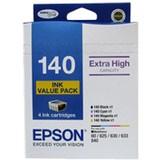 Epson DURABrite Ultra 140 Original Ink Cartridge - Black, Cyan, Magenta, Yellow