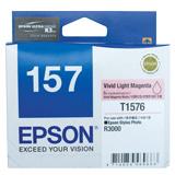 Epson UltraChrome K3 No. 157 Ink Cartridge - Light Magenta