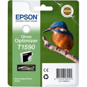 Epson UltraChrome Hi-Gloss2 T1590 Gloss Optimizer Cartridge - Clear