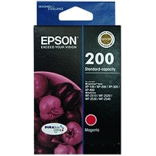 Epson DURABrite Ultra 200 Original Ink Cartridge - Magenta