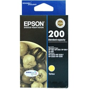Epson DURABrite Ultra 200 Original Ink Cartridge - Yellow