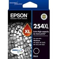 Epson DURABrite Ultra 254XL Ink Cartridge - Black