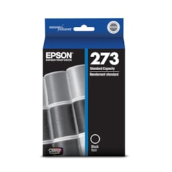 Epson Claria 273 Original Ink Cartridge - Black