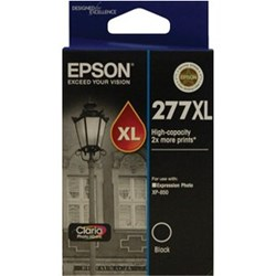Epson Claria 277XL Ink Cartridge - Black