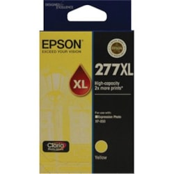 Epson Claria 277XL Ink Cartridge - Yellow