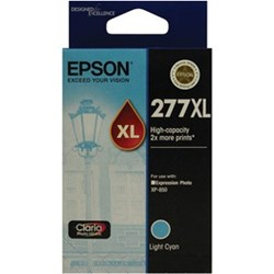 Epson Claria 277XL Ink Cartridge - Light Cyan