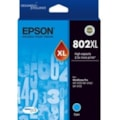 Epson DURABrite Ultra 802XL Ink Cartridge - Cyan