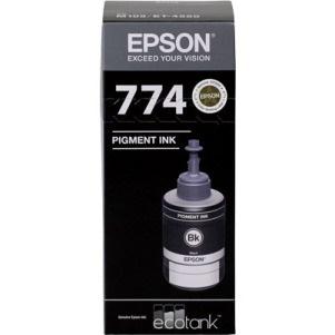 Epson T774 Ink Refill Kit - Black - Inkjet