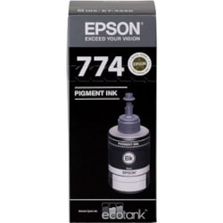 Epson T774 Ink Refill Kit - Black - Inkjet
