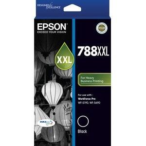 Epson DURABrite 788XXL Original Ink Cartridge - Black
