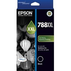 Epson DURABrite 788XXL Original Ink Cartridge - Black