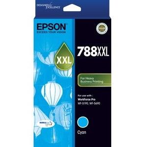 Epson DURABrite 788XXL Original Ink Cartridge - Cyan