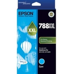 Epson DURABrite 788XXL Original Ink Cartridge - Cyan