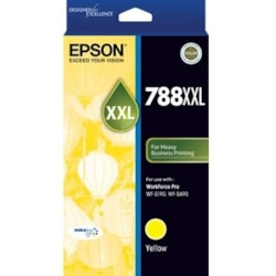 Epson DURABrite 788XXL Original Ink Cartridge - Yellow