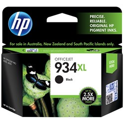 HP 934XL Original Ink Cartridge - Black
