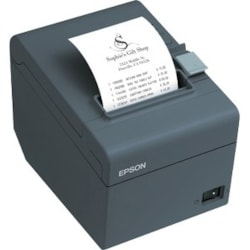 Epson TM-T20 Direct Thermal Printer - Monochrome - Desktop - Receipt Print