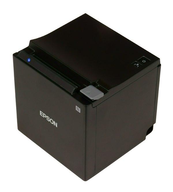 Epson TM-m30II-212 Direct Thermal Printer - Monochrome - Desktop, Handheld, Wall Mount - Receipt Print - Ethernet - USB