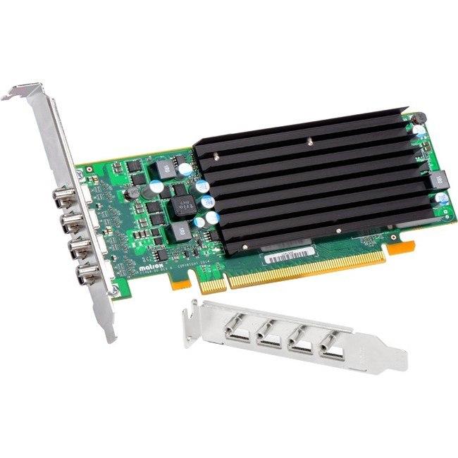 Matrox C-Series C420 Graphic Card - 2 GB GDDR5 - Half-length/Low-profile