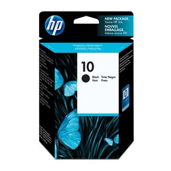 HP 10 Original Ink Cartridge - Black