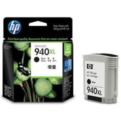 HP 940XL Original Ink Cartridge - Black