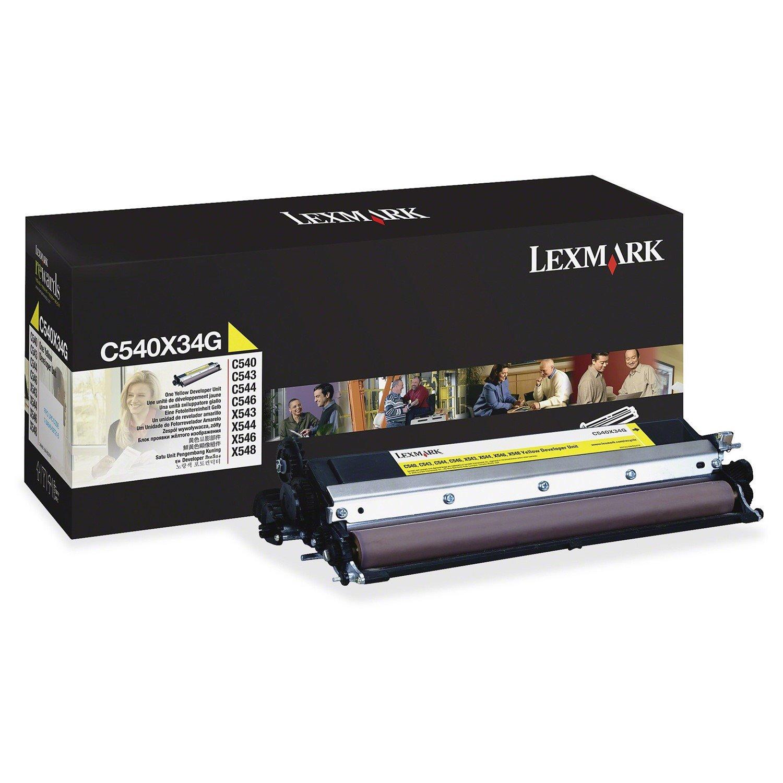 Lexmark C540X34G Developer Unit