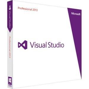 Microsoft Visual Studio 2013 Professional - Complete Product - 1 User - Standard