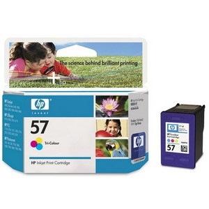 HP 57 Ink Cartridge - Tri Colour