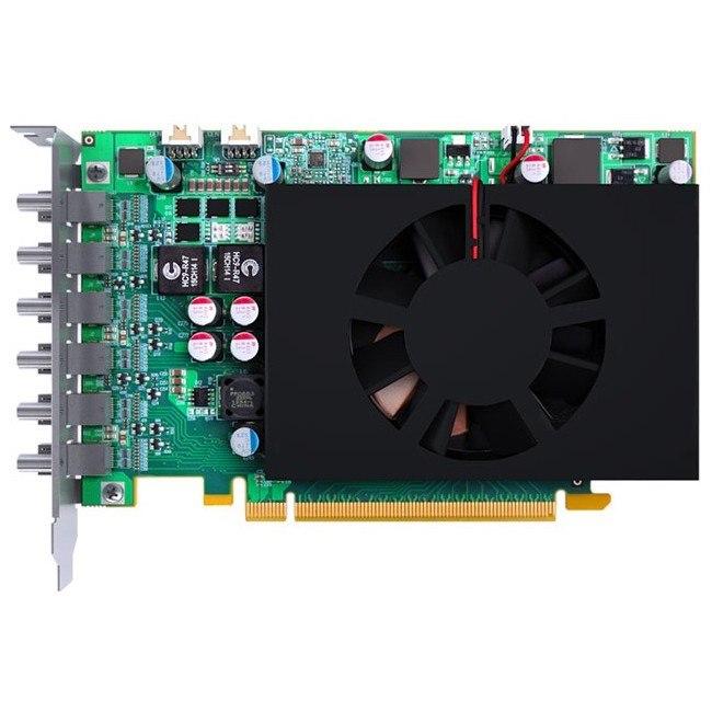 Matrox C680 Graphic Card - 4 GB GDDR5 - Half-length/Full-height
