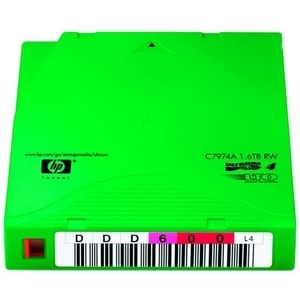HPE Data Cartridge LTO-4 - Labeled - 20 Pack
