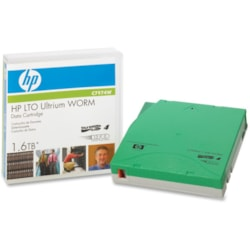 HPE Data Cartridge LTO-4 - WORM